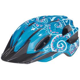 axant Rider Girl - Casco de bicicleta Niños - azul